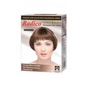Radico Herbal Hair Color Powder Brown