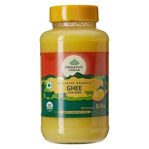 Organic India Organic Desi Ghee 500 Ml