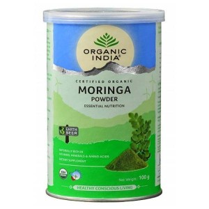 Organic India Moringa Powder 100 Gm