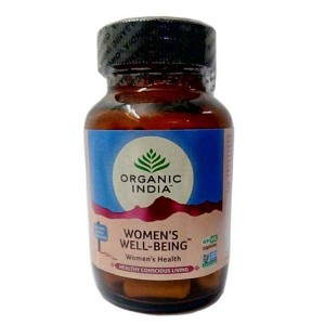 Organic India Wwb 60 Capsules Bottle For Women