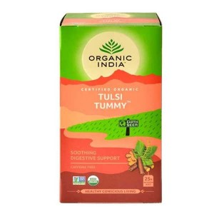 Organic India Tulsi Tummy Tea 25 Tb