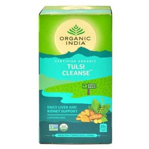 Organic India Tulsi Cleanse Tea 25 Tb