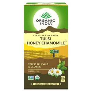 Organic India Tulsi Honey Chamomile 25 Tb