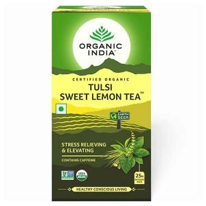Organic India Tulsi Sweet Lemon 25 Tb