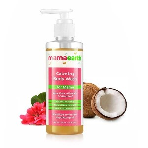 Mamaearth Calming Body Wash for Mama, 200ml