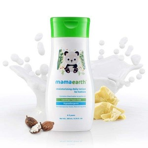 Mamaearth Daily Moisturizing Lotion