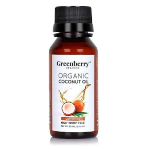 Greenberry Organics Organic Coconut Oil