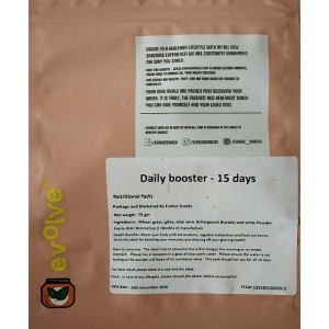Evolve Daily Booster 15 days