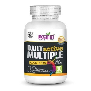 Zenith Nutrition- Daily Active Multiple One A Day