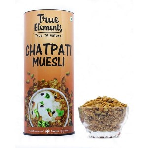 True Elements Chatpati Muesli 400gm