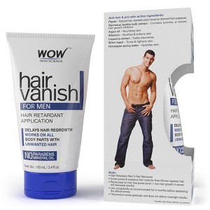 Wow Hair Vanish For Men - 100 Ml