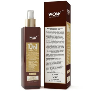 Wow 10-In-1 Miracle Hair Revitalizer - 200 Ml