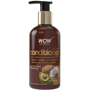 Wow Hair Conditioner - 300 Ml