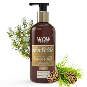 Wow Anti Dandruff Shampoo - 300Ml