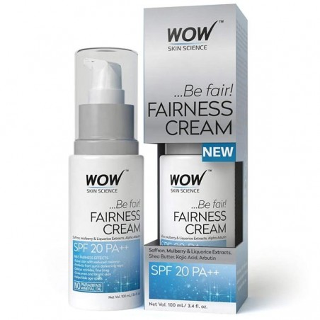 Wow Fairness Cream 100Ml