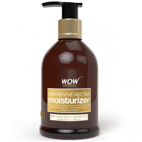 Wow Skin Revive Nectar Moisturiser - 300Ml