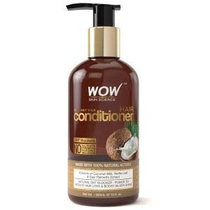 Wow Coconut milk conditioner 300Ml