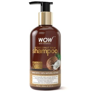 Wow Coconut milk shampoo 300Ml