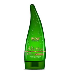 Wow Aloe vera gel 130Ml