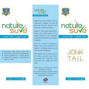 Nature Sure Jonk Oil cover