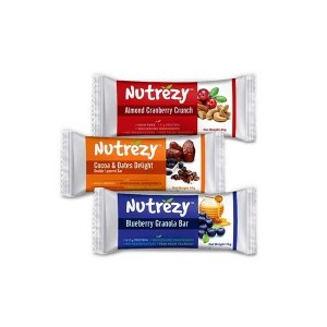 Nutrezy Assorted nuts Bar (Pack of 6)
