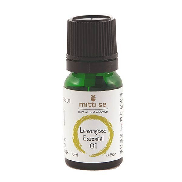 Mitti Se Lemongrass Essential Oil