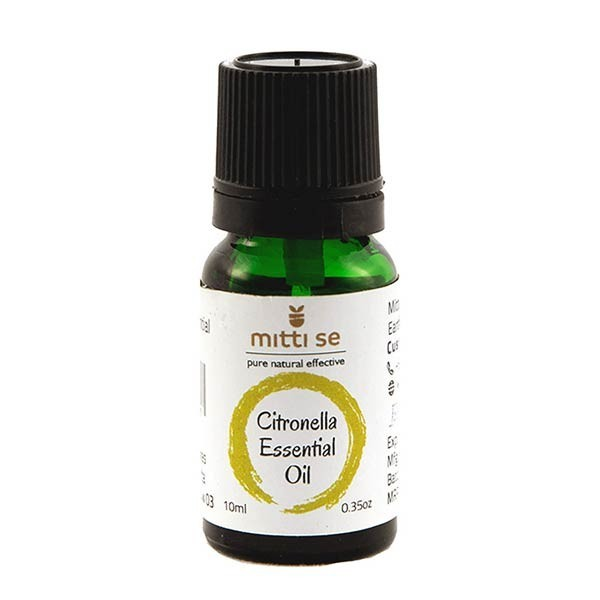 Mitti Se Citronella Essential Oil