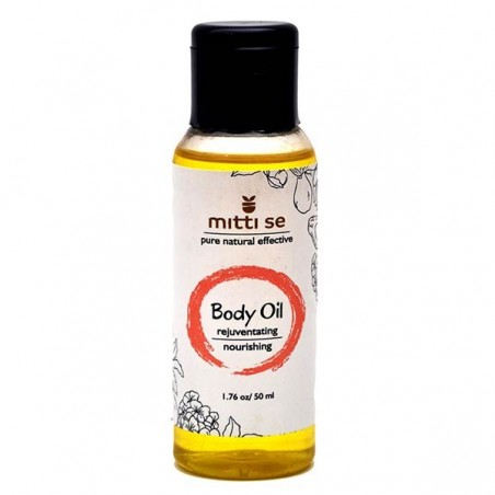 Mitti Se Body Oil