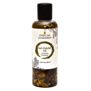 Mitti Se Anti-Hairfall Oil