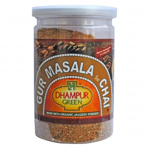 Dhampur Green Gur Masala for Chai 250gm