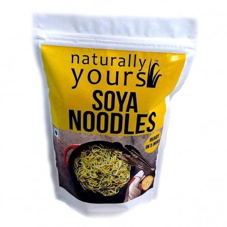 Naturally Yours Soya Noodles 180G
