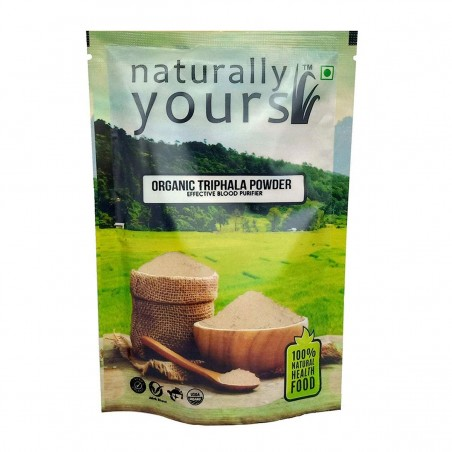 Naturally Yours Triphala Powder 100G