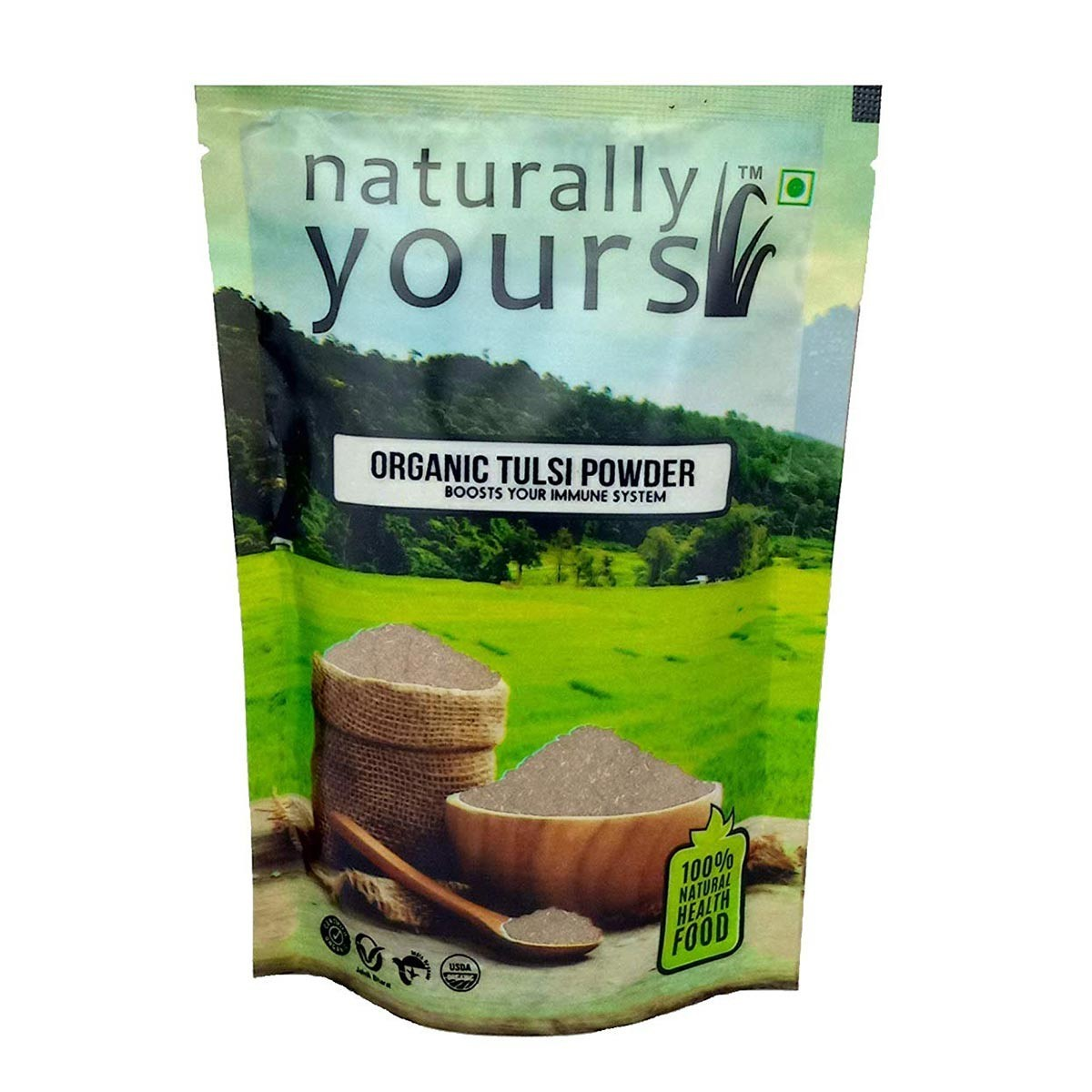 Naturally Yours Tulsi Powder 100G
