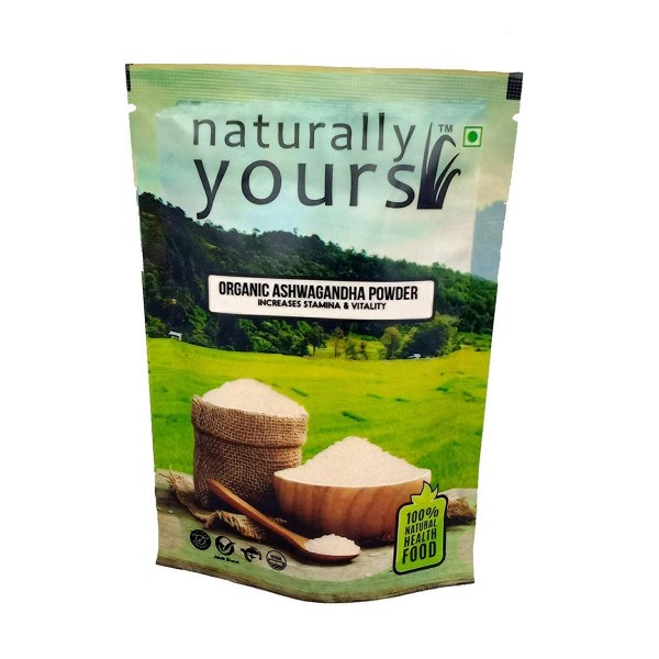Naturally Yours Ashwagandha Powder 100G