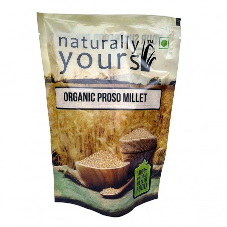 Naturally Yours Organic Proso Millet 500Gm