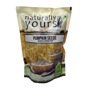 Naturally Yours Raw Pumpkin Seeds