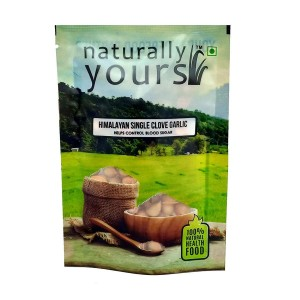 Naturally Yours Himalayan Single Clove Garlic