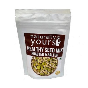 Naturally Yours Healthy Seed Mix - Roasted & Salted 50g