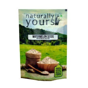 Naturally Yours Roasted And Salted Watermelon Seeds