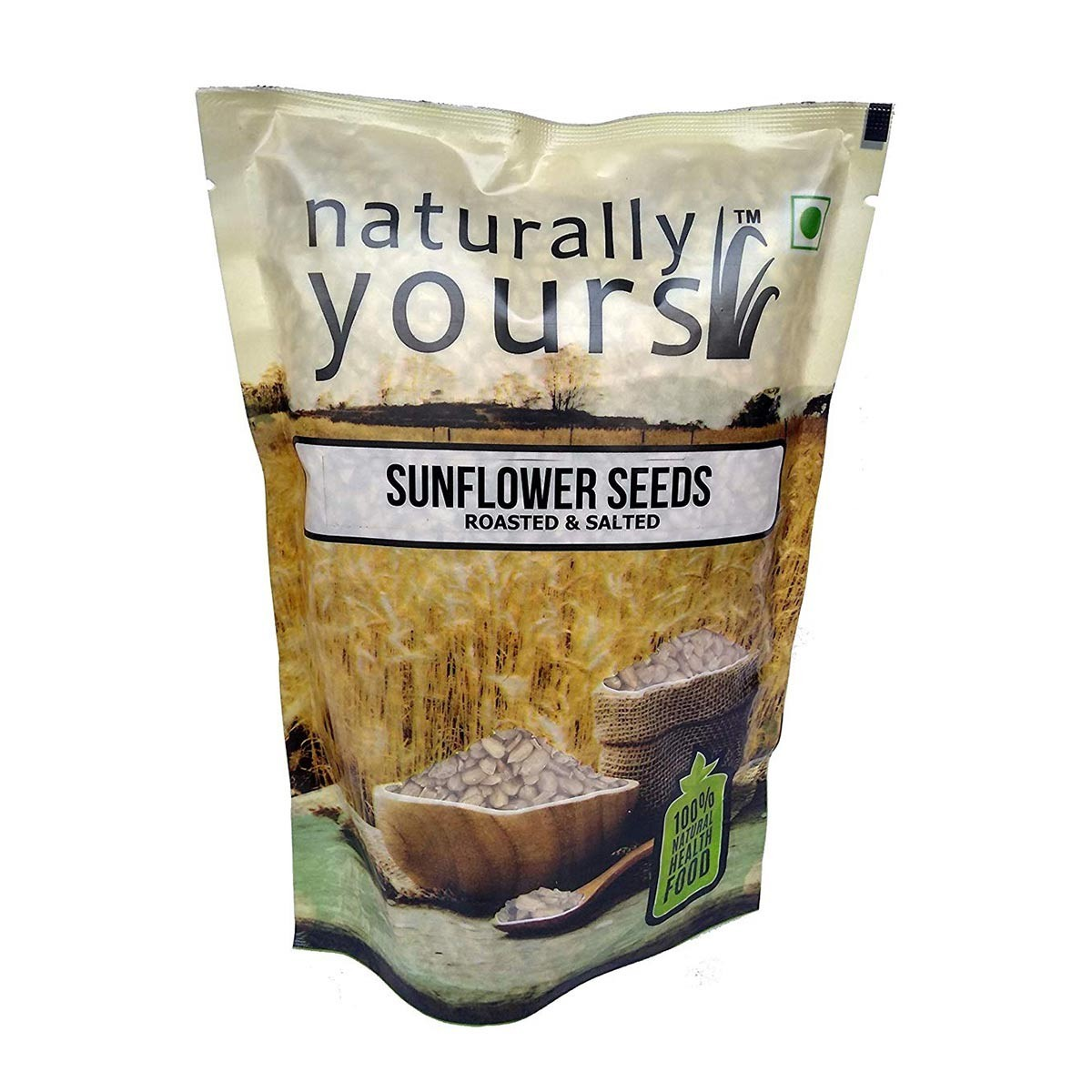 Naturally Yours Roasted And Salted Sunflower Seeds