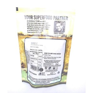 Naturally Yours Chia Seeds 100G