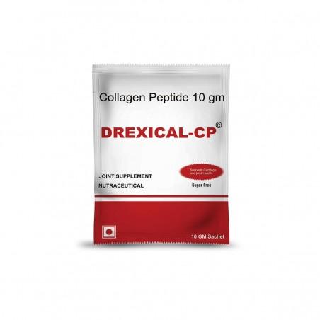Drexical-CP Sachet best collagen peptide marine in India