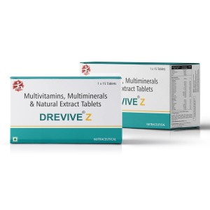 Dreamz Drevive Z Multivitamins Tablet