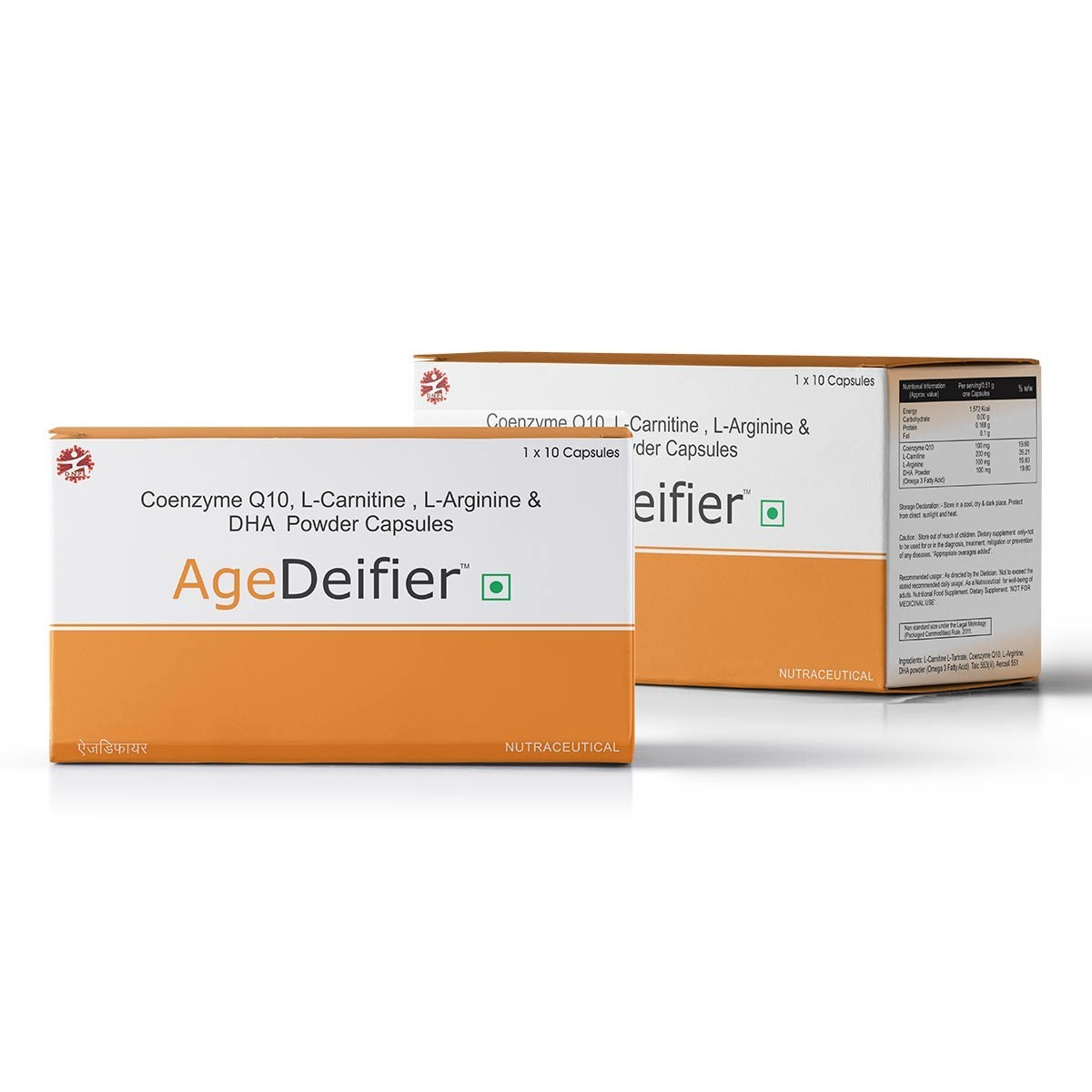 AgeDeifier The best anti ageing supplement in India