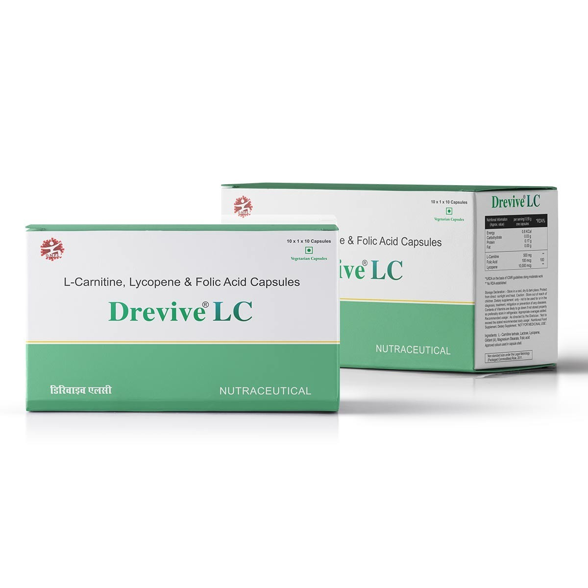 Drevive LC Veg Capsules best advance fertility supplement in India