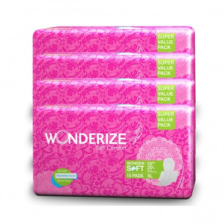 Wonderize Soft Comfort 280mm Pack of 15