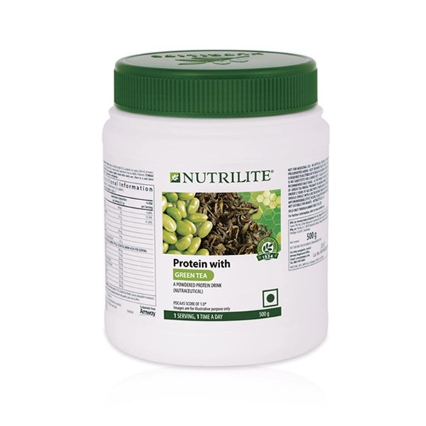 Amway Nutrilite Protein with Green Tea (500 g)