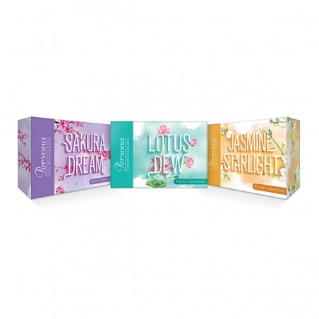 Amway Persona Cream Moisturizing Soap Floral Collection