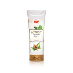 Amway Attitude Be Bright Herbals Face Wash