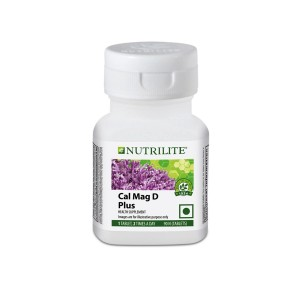 Amway Nutrilite Cal Mag D Plus (90 tablets)